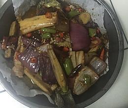 滋滋滋的烤鱼的做法