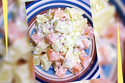 土豆甜沙律CHR1S«厨娘*✎