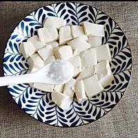 #晒出你的团圆大餐#鲜美虾仁豆腐蒸蛋的做法图解8