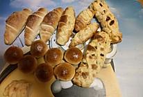 卷面包的做法