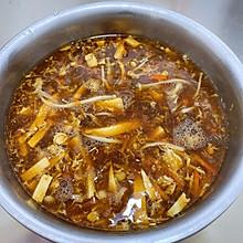 低脂暖胃汤—酸辣汤(附万无一失调料配比)