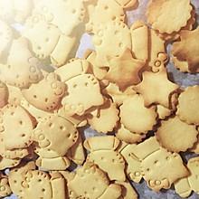 奶香饼干----儿童手工版