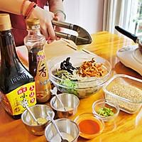 韩式拌杂菜--美味凉菜(1)的做法图解8