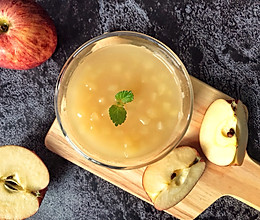 苹果酱的做法