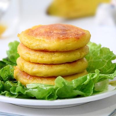 红薯香蕉饼