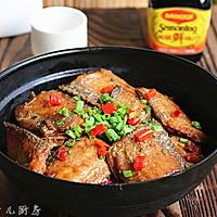 泡椒干锅带鱼#美极鲜味汁#的做法图解11
