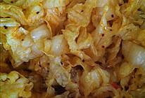 川味腌白菜的做法