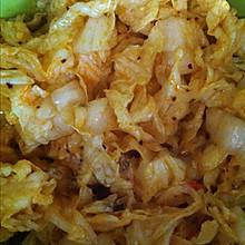 川味腌白菜