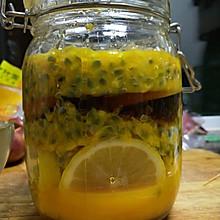 柠檬百香果