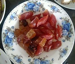 蒸腊肉腊肠的做法