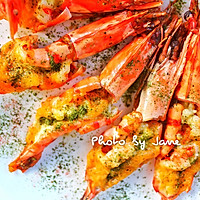 沙拉芥末酱焗大虾#丘比沙拉汁#的做法图解8