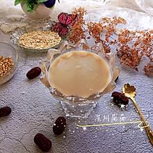 燕麦豆浆#快手又营养,我家的冬日必备菜品#