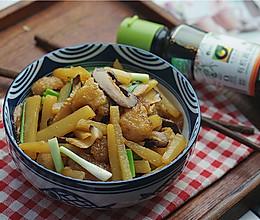 香焖猪皮土豆的做法