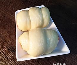 #中式早餐#香肠卷馒头的做法
