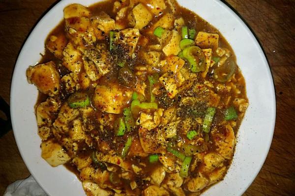 川味家常菜——麻婆豆腐的做法