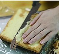 双色棋格奶油蛋糕的做法图解11