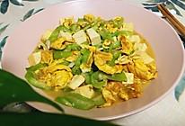 时令菜「丝瓜炒鸡蛋」的做法