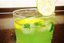 青提莫吉托#豆果魔兽季邪能饮料#的做法