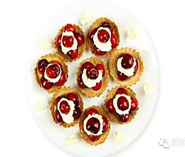 飘香樱桃派 心动小甜点的做法
