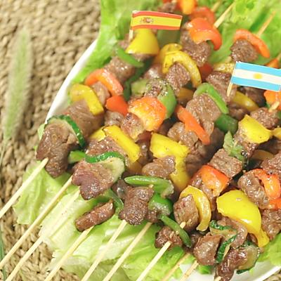 牛肉的极致升华,肉香十足的巴西烤肉串不能错过