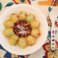 宝宝小辅食 蛋黄土豆泥+新西兰手工燕麦