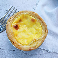 葡式蛋挞-无淡奶油、全蛋的做法图解12