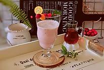 #百变莓小姐#莓桔酸奶果汁的做法