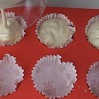不回缩的芒果奶油cupcake#安佳儿童创意料理#的做法图解12