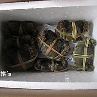 【清蒸大闸蟹】附:螃蟹挑选以及保存法的做法图解4