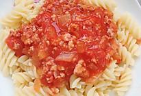 #牛气冲天#意大利肉酱面的做法