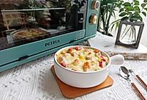 #全电厨王料理挑战赛热力开战!#芝士焗时蔬的做法