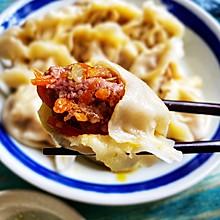 #夏日撩人滋味#三伏天的羊肉馅饺子