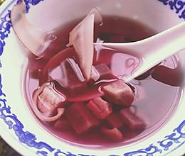 陈茯紫羹的做法