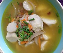 芋头汤的做法