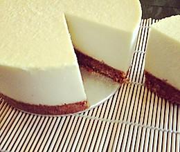 冻芝士豆腐蛋糕的做法