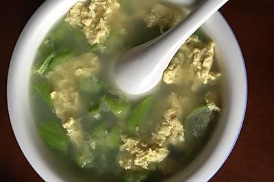 一个丝瓜蛋汤超简单的做法