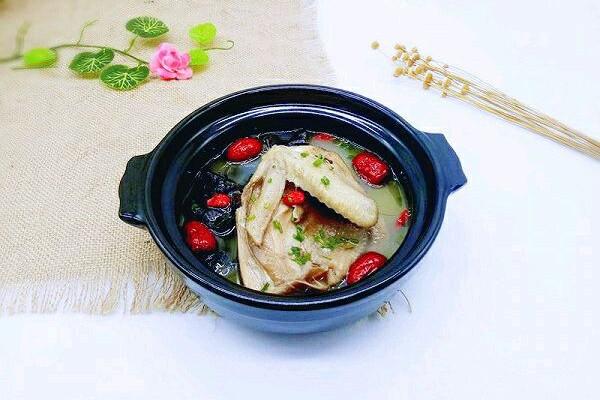 养生鸡汤#每道菜都是一台食光机#的做法