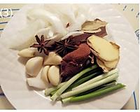红烧牛肉面的做法图解3