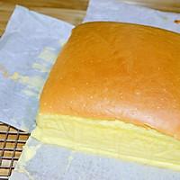台湾古早味蛋糕(烫面水浴法)的做法图解17