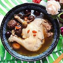 #炎夏消暑就吃「它」#姬松茸茶树菇鸡汤