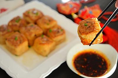 年夜饭内有乾坤-湖南一品酿豆腐