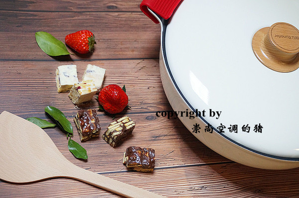 雪花酥——我的轻奢煮艺网红小零嘴