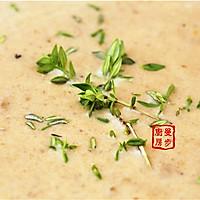 【曼步厨房】野生菌菇奶油浓汤的做法图解9
