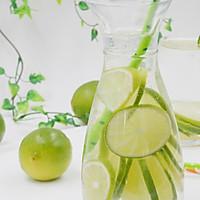 青柠檬苏打水(自制苏打水)的做法图解8