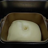 四叶草豆沙面包#急速早餐#的做法图解5