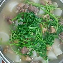 鲜羊肉火锅
