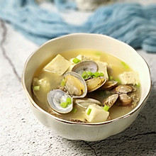 花甲豆腐味噌汤