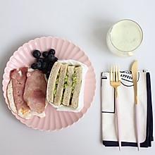 营养均衡的减脂健身餐
