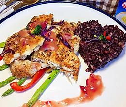 红咖喱烤鱼