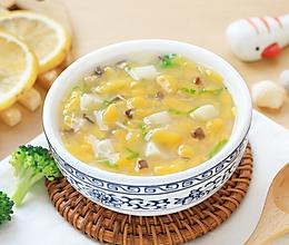 鲜味疙瘩汤的做法